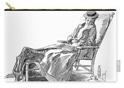 Gibson: Woman, 1898 Carry-all Pouch