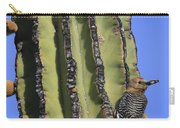 Gila Woodpecker Melanerpes Uropygialis Carry-all Pouch