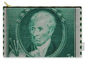 Gilbert Charles Stuart Postage Stamp Carry-all Pouch