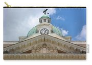 Giles County Courthouse Details Carry-all Pouch by Kristin Elmquist