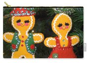 Gingerbread Couple Carry-all Pouch