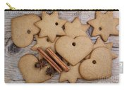 Gingerbread Carry-all Pouch by Nailia Schwarz