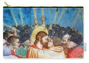 Giotto: Betrayal Of Christ Carry-all Pouch