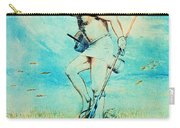 Giovanni Borelli Underwater Carry-all Pouch by Science Source