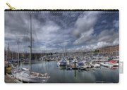 Gipsy Moth Iv At Milford Haven Marina Carry-all Pouch