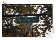 Girard Avenue In Philadelphia Carry-all Pouch
