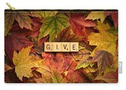 Give-autumn Carry-all Pouch