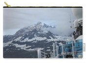 Glacier Bay In Its Majesty Carry-all Pouch