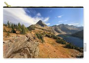 Glacier Hidden Lake Carry-all Pouch