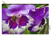 Gladiola Blossom 2 Carry-all Pouch