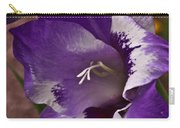 Gladiola Blossom 5 Carry-all Pouch