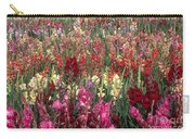Gladioli Garden In Early Fall Carry-all Pouch