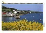 Glandore Village & Harbour, Co Cork Carry-all Pouch