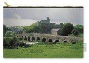 Glanworth Bridge, Funshion River, Co Carry-all Pouch
