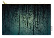 Glares Of Tree Stares Carry-all Pouch