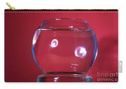 Glass Bowl Before Impact 1 Of 3 Carry-all Pouch