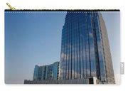 Glass Buildings Nashville Carry-all Pouch by Susanne Van Hulst