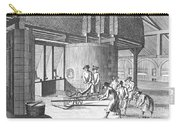 Glass Manufacture, 1751 Carry-all Pouch