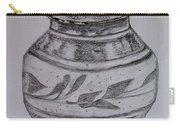 Glazed Tea Caddy Carry-all Pouch