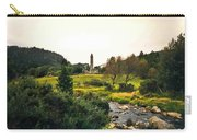 Glendalough Stream And Tower Carry-all Pouch