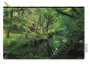 Glengarriff River, County Cork, Ireland Carry-all Pouch