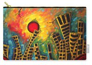 Glimmer Of Hope By Madart Carry-all Pouch