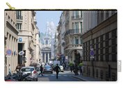 Glimpse Of Montmartre Carry-all Pouch