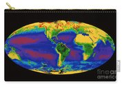 Global Biosphere Carry-all Pouch
