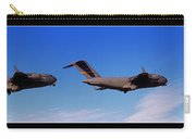 Globemaster Flyby Carry-all Pouch