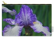 Glorious Iris Carry-all Pouch