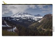 Glorious Mount Rainier Carry-all Pouch