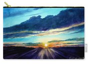 Glory Of The Sunset 2 Carry-all Pouch