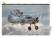 Gloster Gladiator Carry-all Pouch by Pat Speirs