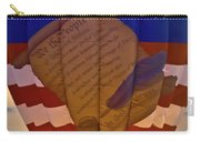 Glowing Constitution Carry-all Pouch