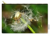 Glowing Dandelion Spores Carry-all Pouch
