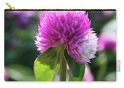Glowing Globe Amaranth Carry-all Pouch