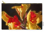 Glowing Iris Carry-all Pouch