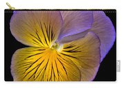 Glowing Peony Carry-all Pouch