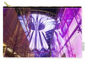 Glowing Sony Center Carry-all Pouch