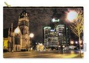 Gm Building Detroit Mi Carry-all Pouch
