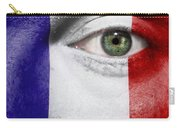 Go France Carry-all Pouch by Semmick Photo