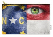 Go North Carolina Carry-all Pouch