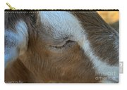 Goat Dreams Carry-all Pouch