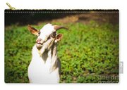 Goat Smiles Carry-all Pouch