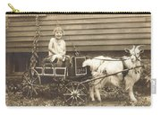 Goat Wagon Carry-all Pouch