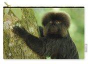 Goeldis Monkey Callimico Goeldii Carry-all Pouch