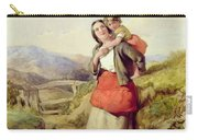Going Home Carry-all Pouch by William Lee