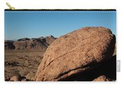 Gold Butte Sandstone Carry-all Pouch
