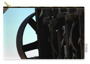 Gold Mining Stone Crusher Carry-all Pouch by LeeAnn McLaneGoetz McLaneGoetzStudioLLCcom