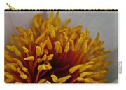 Gold Stamen Carry-all Pouch